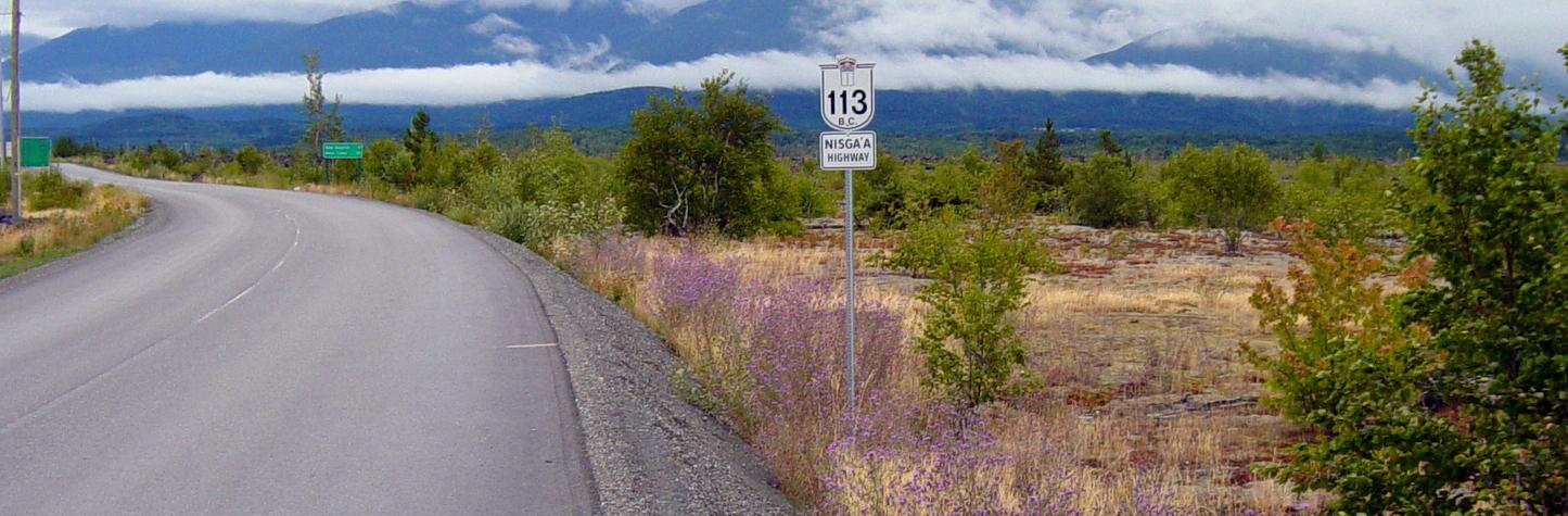 Nisga'a Highway